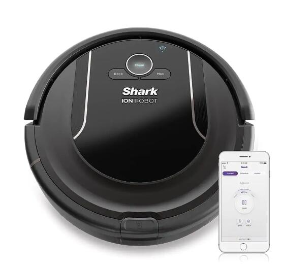SHARK ION RV850 vacuum reviews