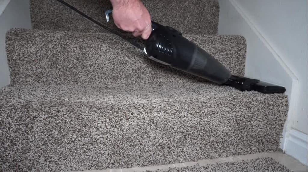 stairs vacuum cleaner