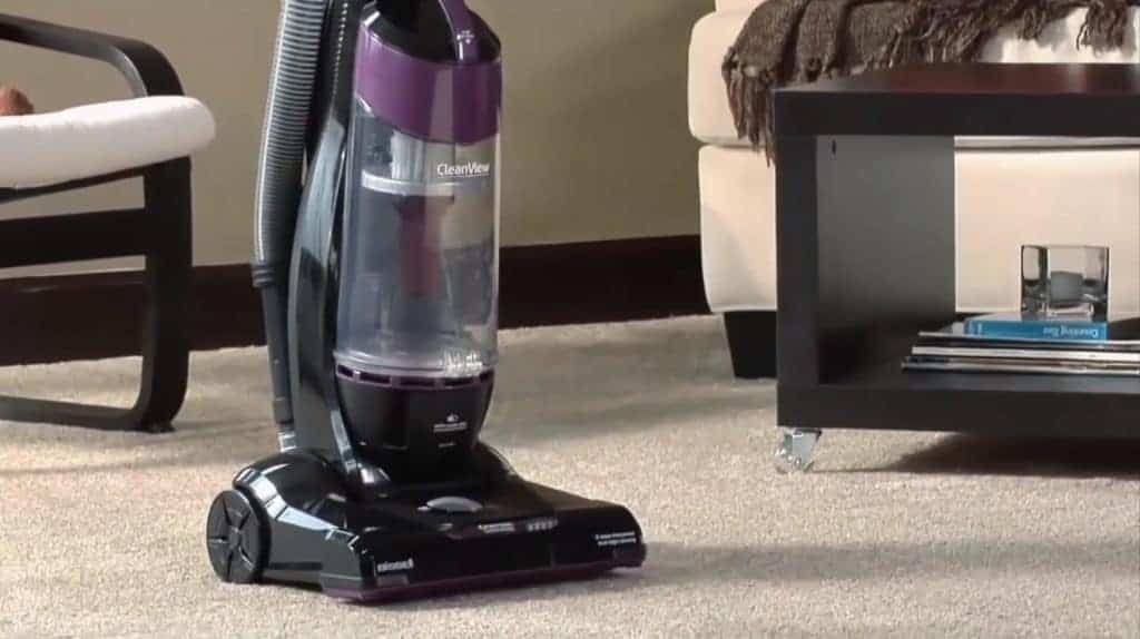 bissell 9595A baggless vacuum reviews