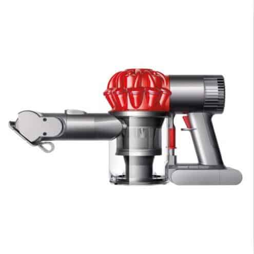 Dyson V6 Top Dog handheld vacuum for pet hair