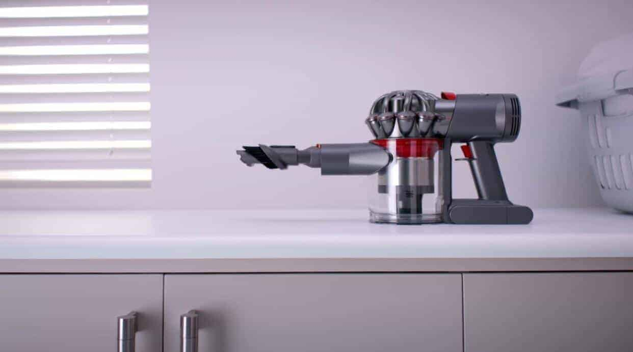 Dyson Vacuum Brush is Not Spinning