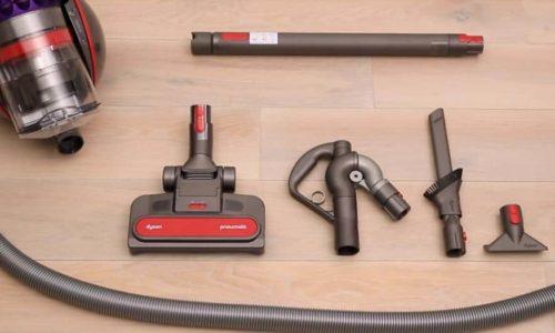 Dyson Vacuum not Sucking