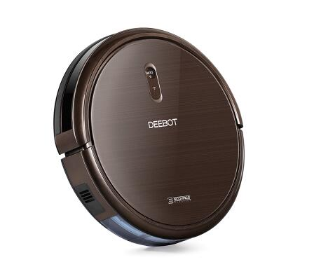 ECOVACS DEEBOT N79S vacuum for laminate floors