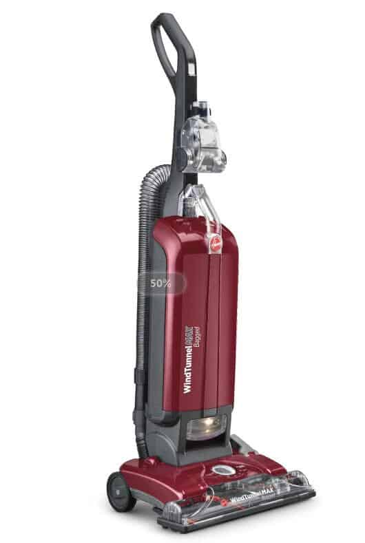 Hoover UH30600 bagged vacuum reviews