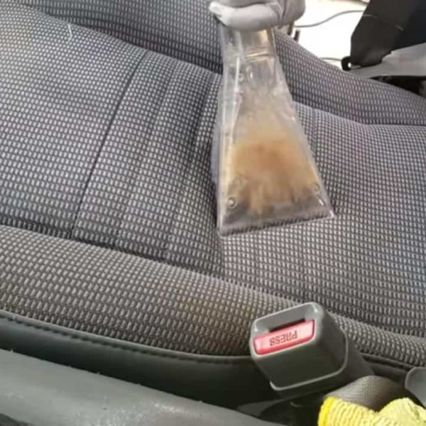 How To Clean Between Car Seats?