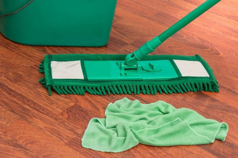 How to Clean Baseboards Without Bending Over
