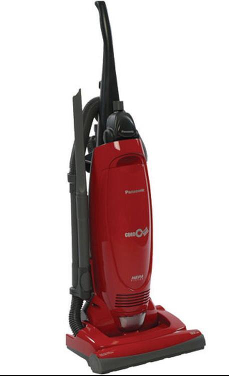 Panasonic MC-UG471 bagged vacuum cleaner