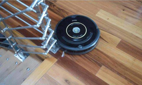 Robot Vacuum for Stairs
