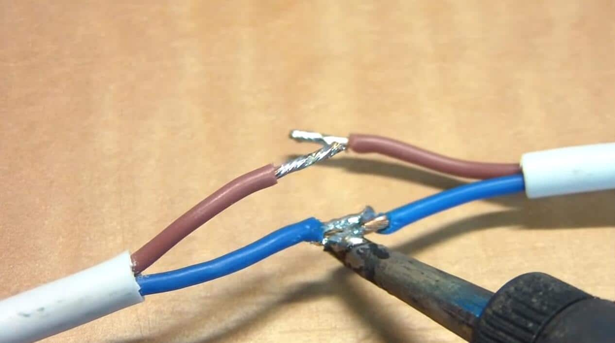 repair power cord