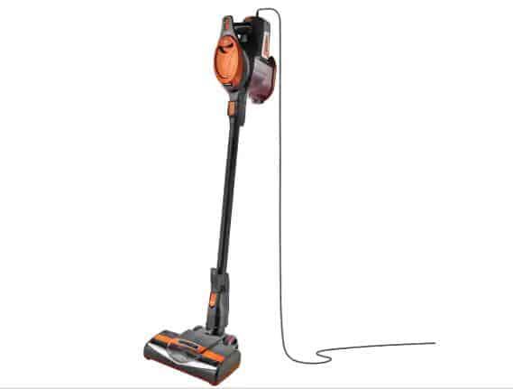 shark rocket hv302 corded stick vacuum review