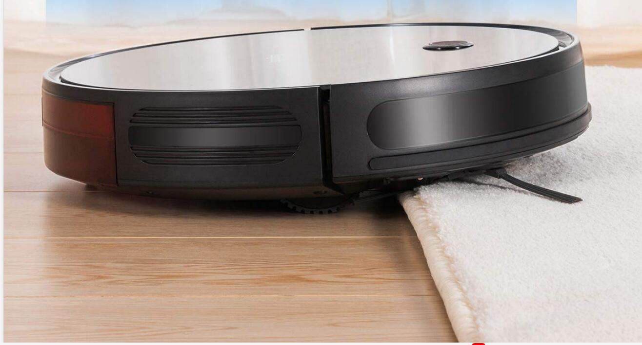 Bagotte Robot Vacuum for carpet