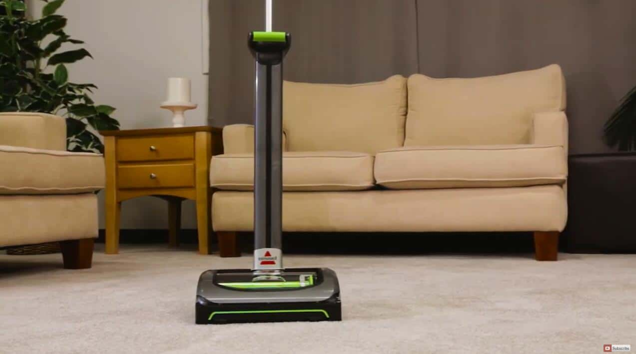 Bissell Air Ram Cordless Vacuum for pet hair