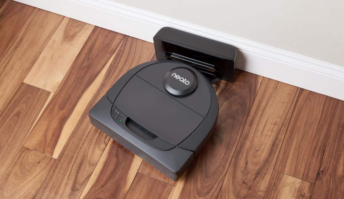 Neato D4 Robotic Vacuum for hardwood floor