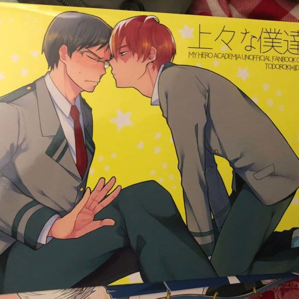 6 Best Sources For Yaoi Doujinshi