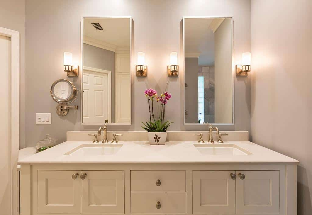bathroom mirror design