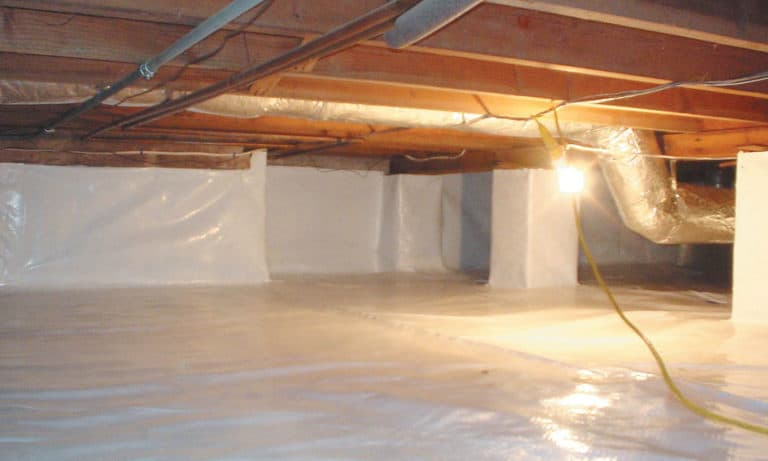 Get Info of Crawl Space Waterproofing, Insulation and Encapsulation